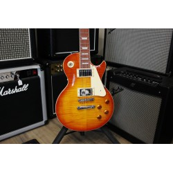 Tokai ALS 55 Flamed Violin Burst Limited Edition - Guitare électrique