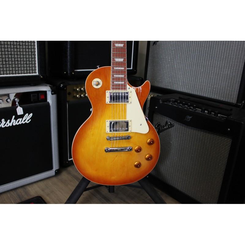 Tokai ALS 55 Plain Top Violin Finish Limited Edition - Guitare électrique