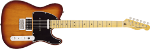 Telecaster� Modern Player Plus - Honey Burst