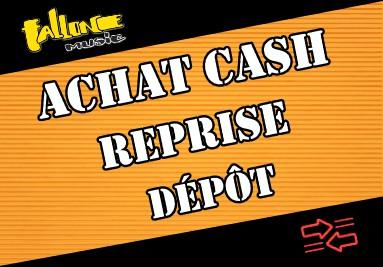 Vendre son instrument - Achat Cash, Reprise et Dépôt-vente de matériel de musique - Occasion